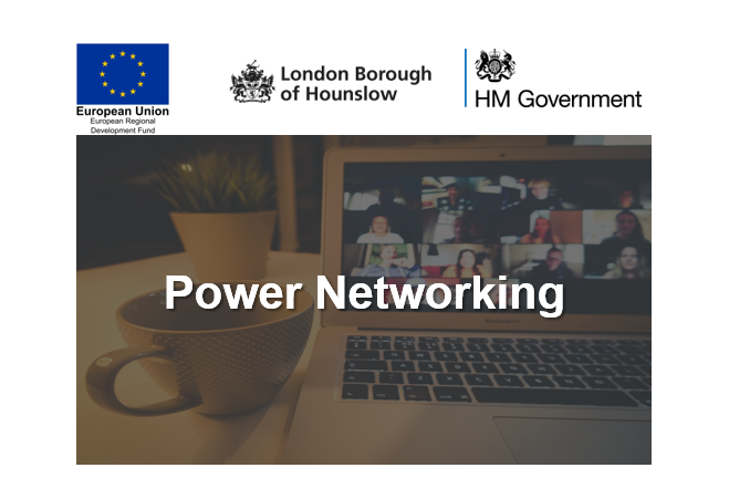 Power Networking Hounslow – Thrive in a crisis