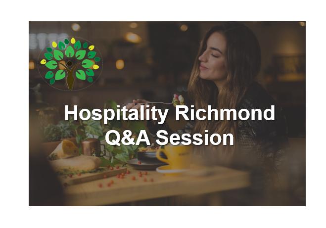 Hospitality Q&A session