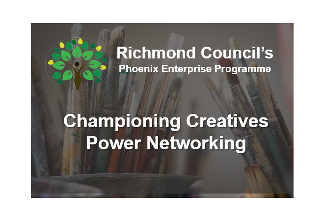 Creative Richmond – Power networking – March