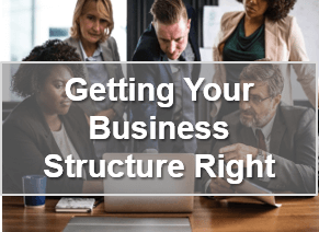 Business Course -  Business structures