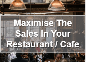 Maximising restaurant sales