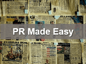 PR made Easy -  Business Webinar