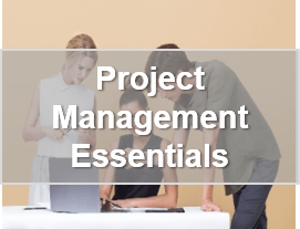 Project management -  Business webinar