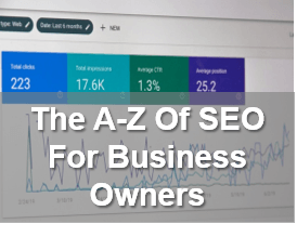 advanced SEO -  Business webinar
