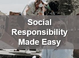 Social Responsibility - business webinar