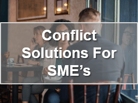 Managing Conflict - business webinar