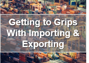 Importing and Exporting -  Business webinar