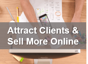 Attract Clients -  Business Webinar