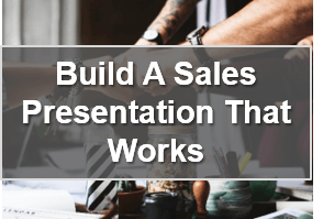 Sales Presentatin -  Business webinar