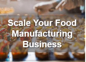 Scaling food manufacturing -  business webinar