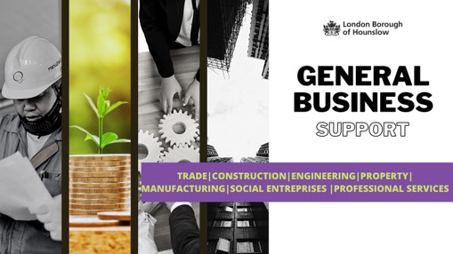 General business support hounslow