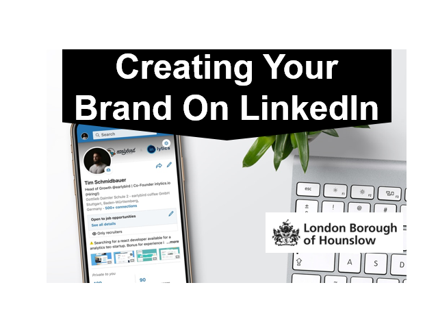 How to build your brand on LinkedIn