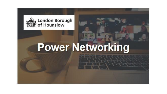 Power Networking June: Hounslow – Innovate & Grow