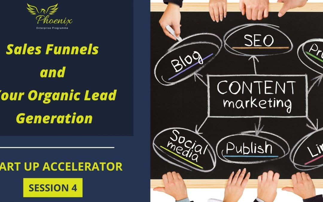 Sales Funnels and Your Organic Lead Generation